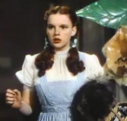 Dorothy in Oz